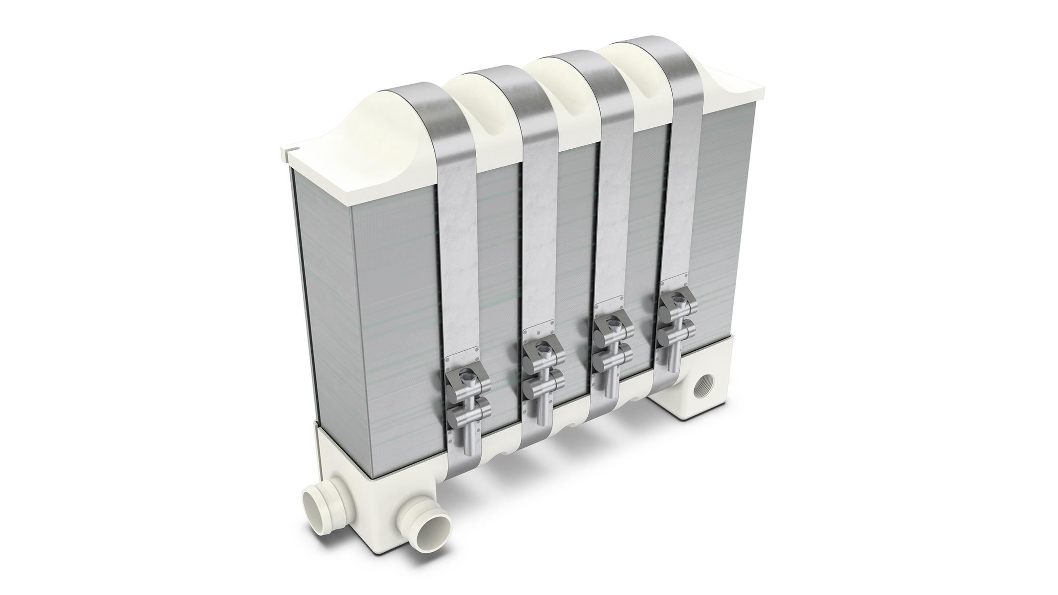 Schaeffler 研發和製造氫燃料電池的關鍵部件